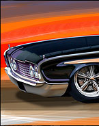 car design rendering, Car concept drawings, 57 Chevy, Ford, Plymouth, Posies