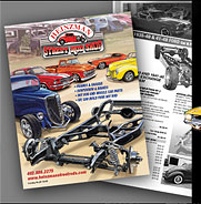 automotive catalog design and production, printing